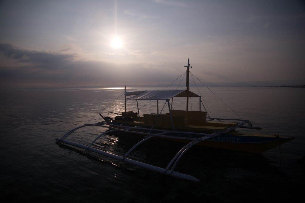 Chiều trên đảo Nanusuan.... | Du lịch tự túc Cebu