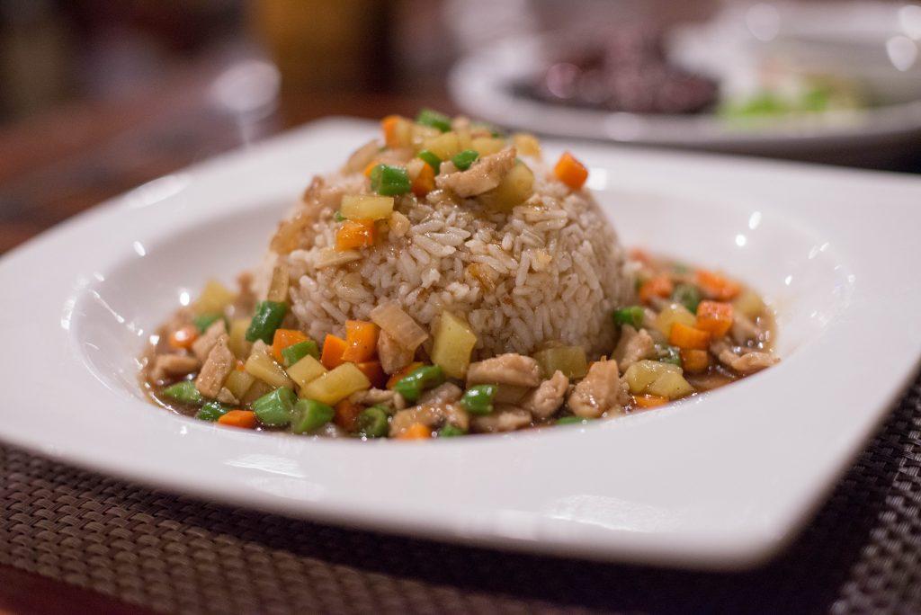 Bữa tối của tôi trên đảo Nanusuan - đạm bạc vậy thôi anh em ạ | Du lịch tự túc Cebu