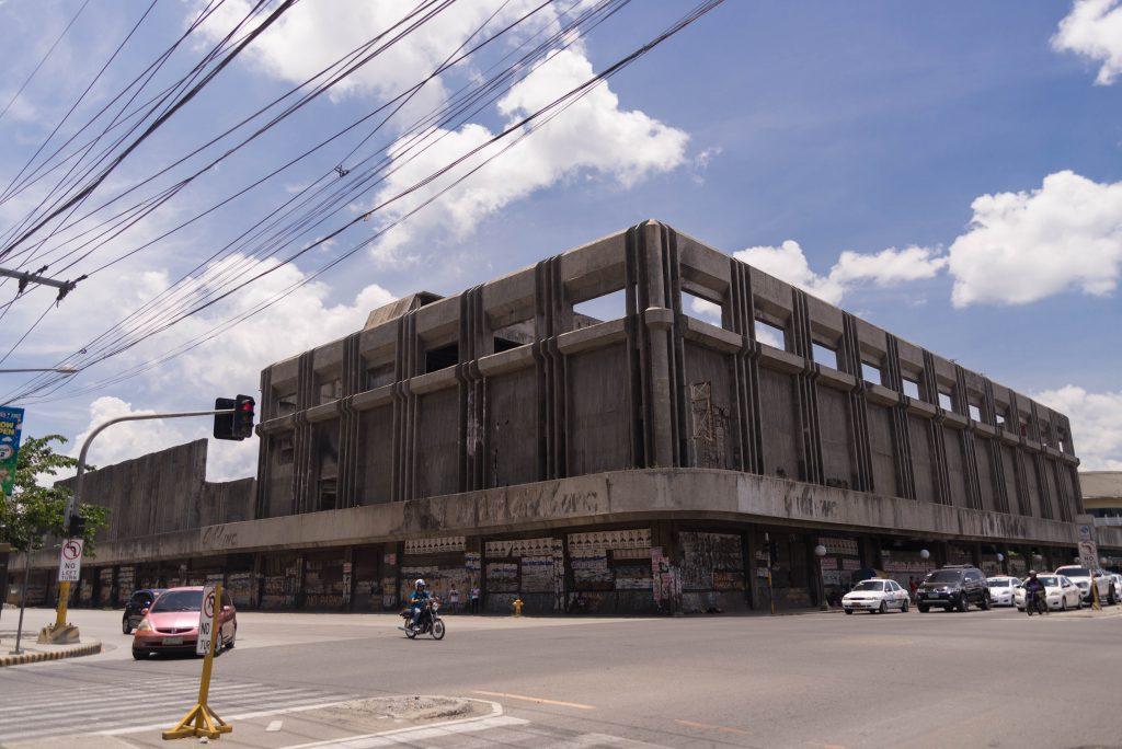 Một tòa nhà cổ ở thành phố Cebu - Du lịch Cebu