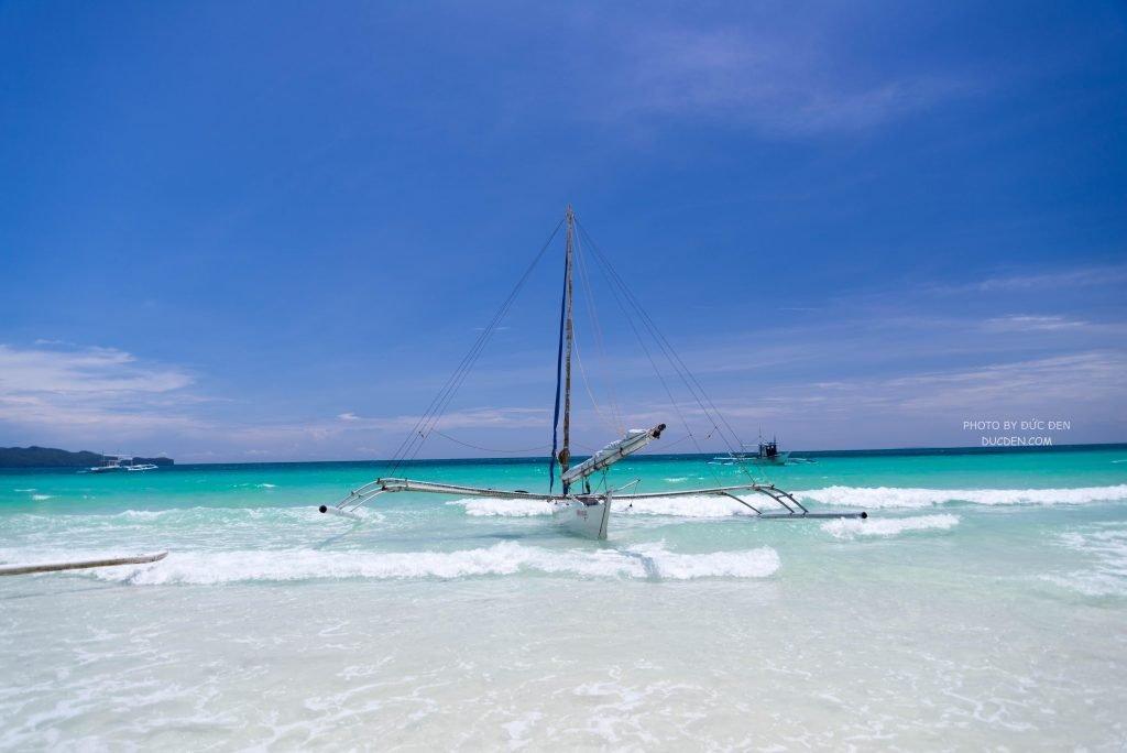 Boracay đang đóng cửa 6 tháng để cải tạo lại việc ô nhiễm ở biển. Ô nhiễm mà nó sạch đẹp như này đó!! - Kinh nghiệm du lịch Boracay của Đức Đen