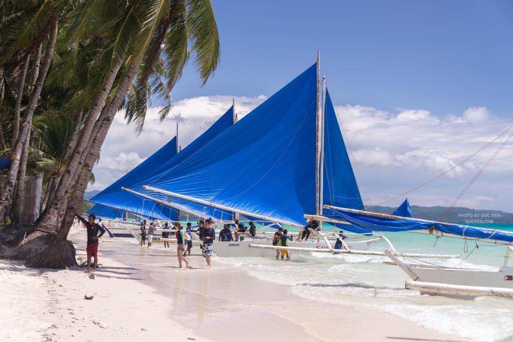 Năm sau khả năng tôi lại quay lại :D - Kinh nghiệm du lịch Boracay của Đức Đen