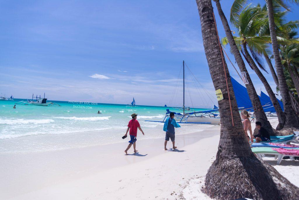 Ngày đầu tiên đến tôi tưởng mình đang mơ - Kinh nghiệm du lịch Boracay của Đức Đen