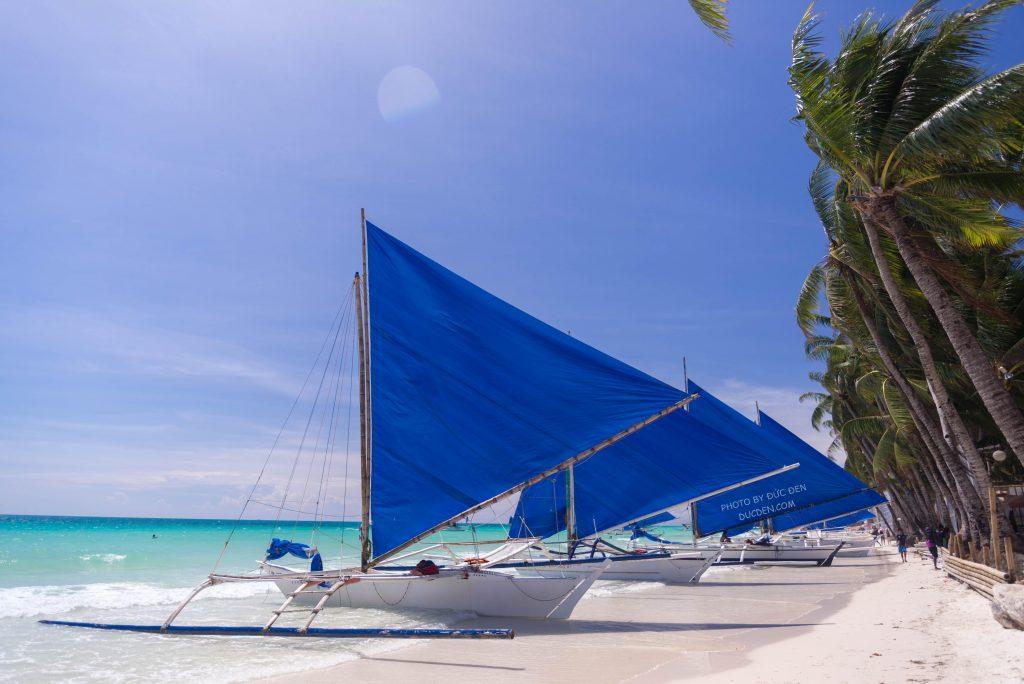Đẹp đi vào lòng người - Kinh nghiệm du lịch Boracay của Đức Đen