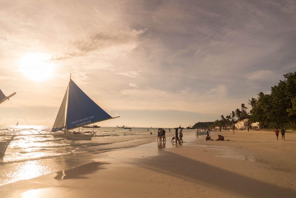 Tôi ghen tị với Phillipines vì có Boracayyyy - Kinh nghiệm du lịch Boracay của Đức Đen