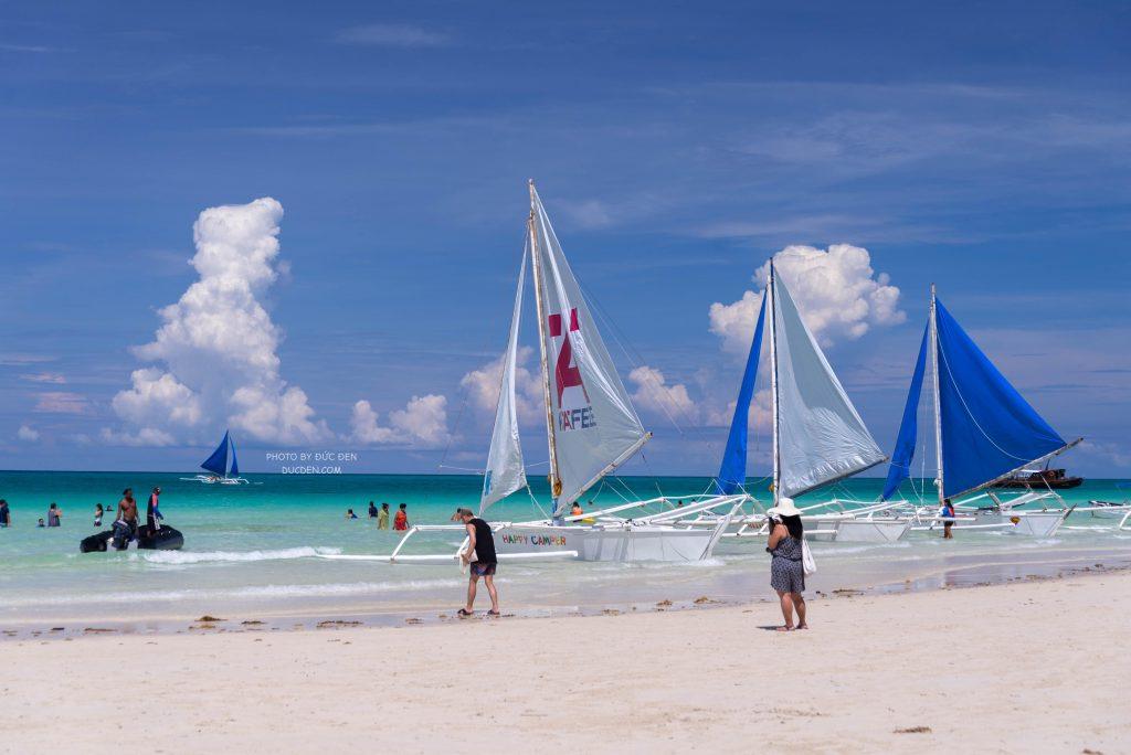 Thời tiết tháng 9 nắng đẹp mà không oi ả, khó chịu - Kinh nghiệm du lịch Boracay của Đức Đen