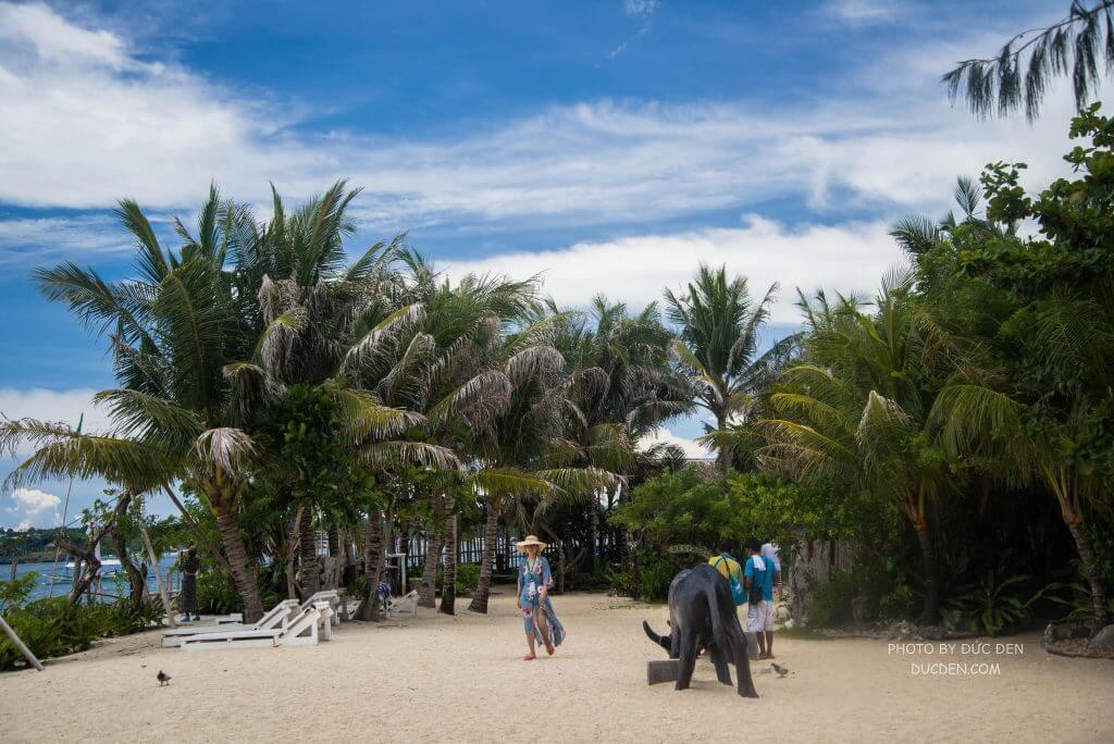 Crystal Cove Island: Tôi thật sai lầm vì không đến ARIEL'S POINT (điểm nhảy từ vách đá xuống biển) - Kinh nghiệm du lịch Boracay của Đức Đen