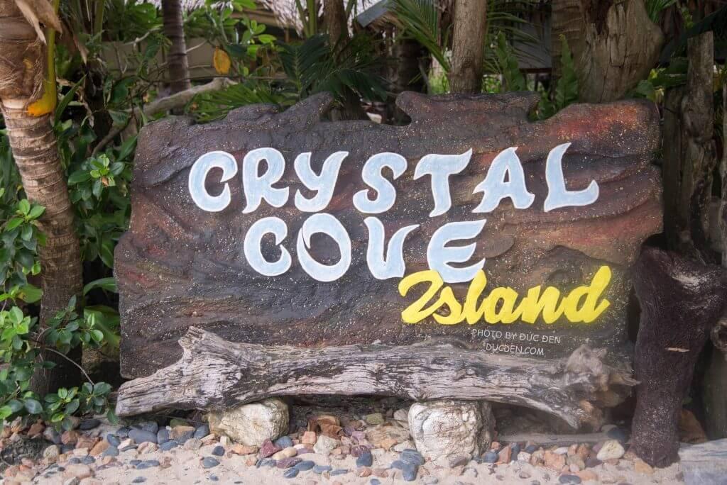 Crystal Cove Island - Kinh nghiệm du lịch Boracay của Đức Đen