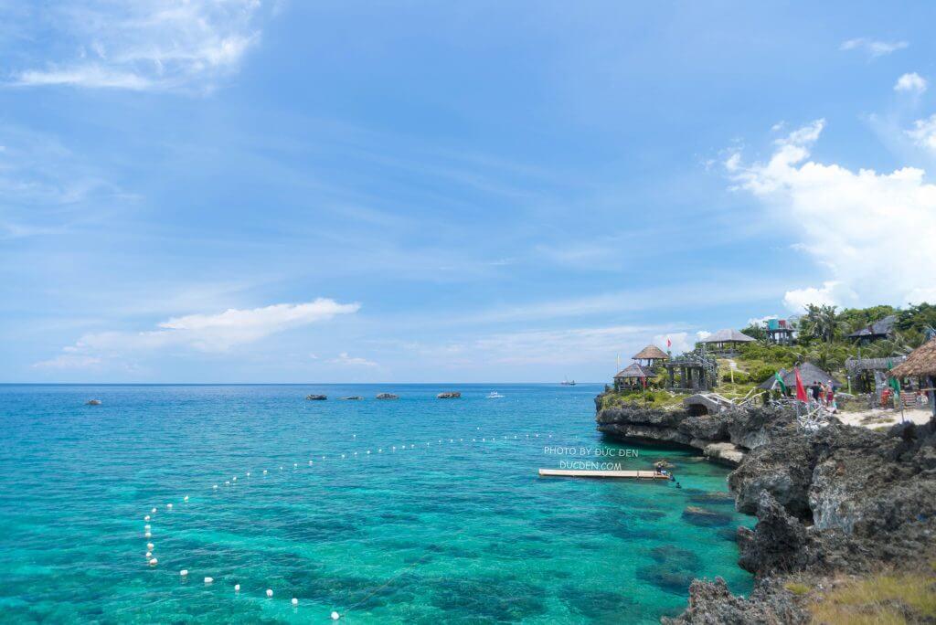 Nhìn chỗ nào cũng muốn bơi được :( - Kinh nghiệm du lịch Boracay của Đức Đen