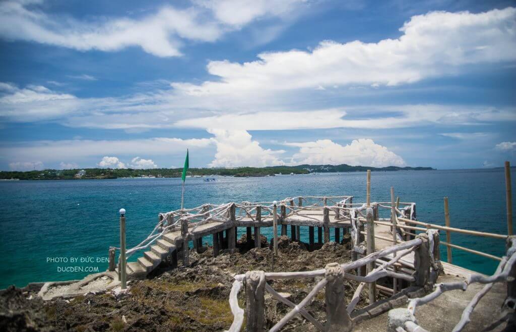 Chỗ này là điểm chuyên chụp ảnh cưới đó - Kinh nghiệm du lịch Boracay của Đức Đen