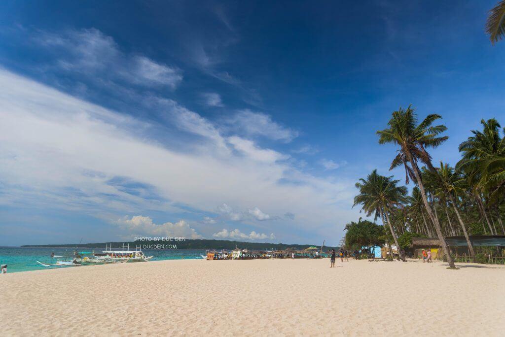 Puka cũng có rất nhiều resort đẹp thích hợp cho nghỉ dưỡng, yên tĩnh hơn - Kinh nghiệm du lịch Boracay của Đức Đen