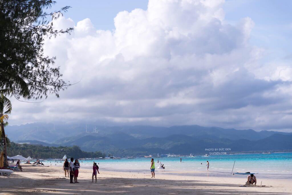 Sáng ra có vẻ mọi người dậy khá muộn :P - Kinh nghiệm du lịch Boracay của Đức Đen