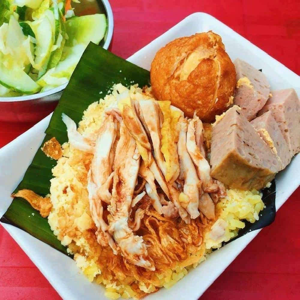 Tổng hợp 25 quán xôi ngon Hà Nội – Đồ ăn ngon ở Hà Nội