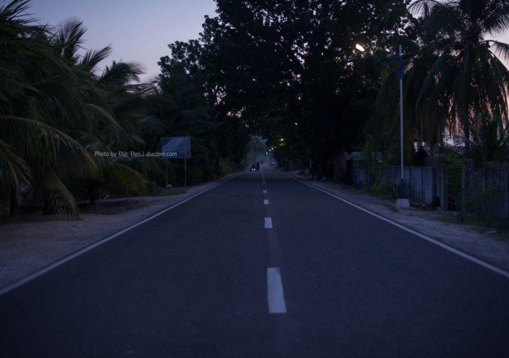 Oslob sáng sớm tinh mơ lúc 5h sáng