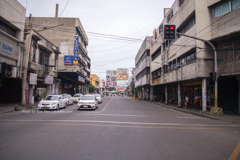 Thành phố Cebu ảm đạm như kiểu thành phố chết trong phim Mỹ | Du lịch Cebu
