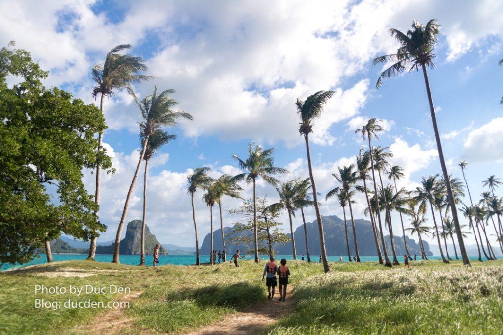 Sống tại một hòn đảo như này thì chắc thọ trăm năm mất hehe | Đảo Pinagbuyutan, El Nido
