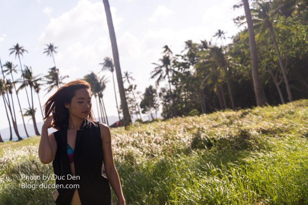 Đảo Pinagbuyutan có bãi cỏ xanh như đẹp như phim. Hòn đảo trong mơ luôn. Đến hòn đảo này anh em đi tour B nhé