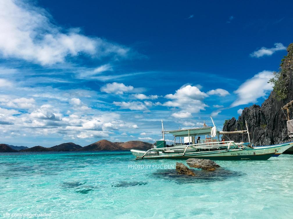 Cần gì phải đến Maldives trong khi thiên đường ngay đây - Du lịch Coron - Đức Đen