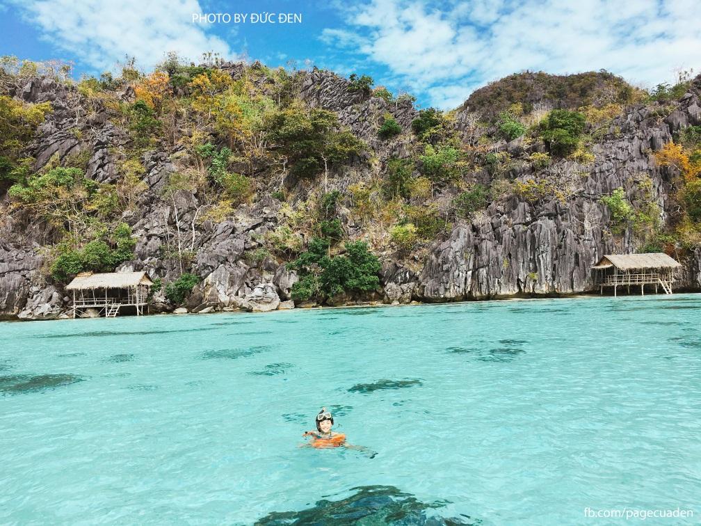 Time to snorkeling - Coral Garden: Điểm lặn ngắm san hô đẹp nhất Coron - Du lịch Coron