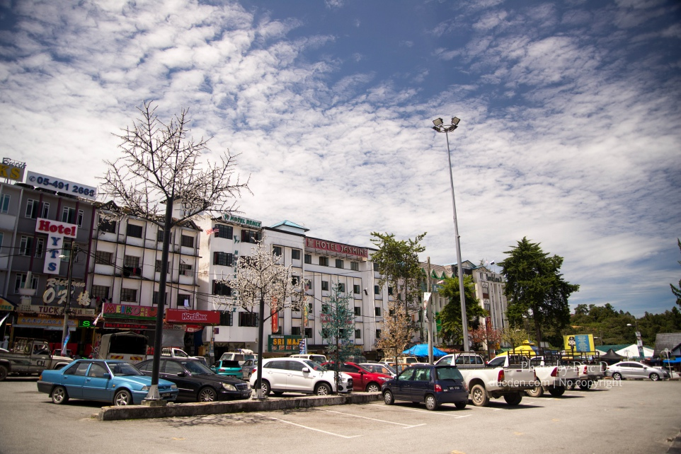 Khu tập trung nhiều khách sạn nhất Bringchang