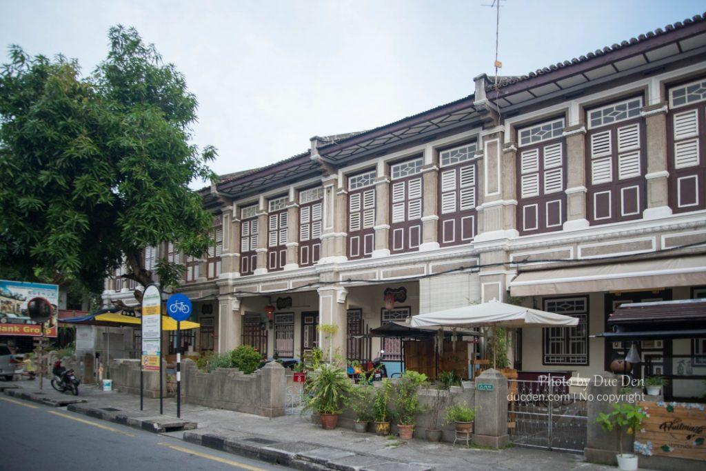 Kiến trúc Penang