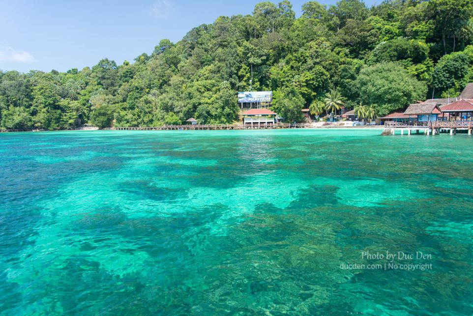 Pulau Payar Marine Park là đảo trong xanh, nhiều san hô nhất Langkawi