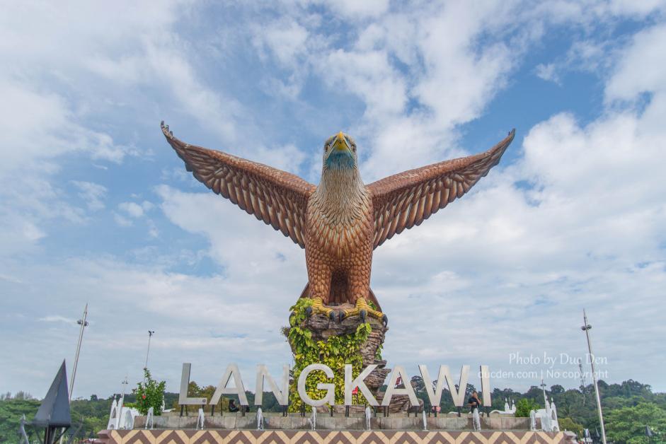 Biểu tượng của đảo Langkawi   Du lịch Langkawi