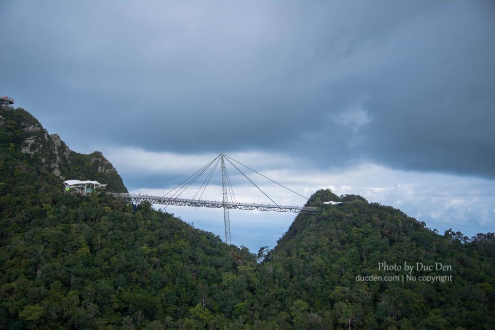 Langkawi Sky Bridge - Một trong những điểm không thể bỏ qua khi đến Langkawi