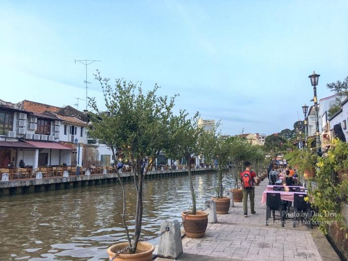 Con sông mà nước trong thì tuyệt vời | Du lịch Malacca