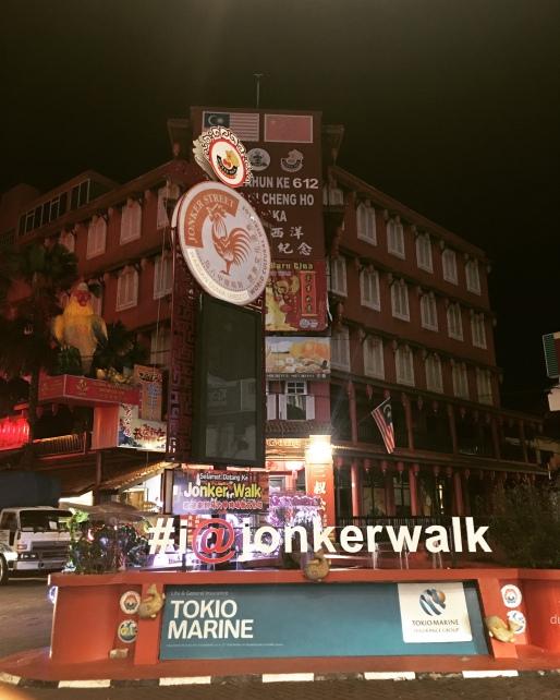 Phố đi bộ Jonker Walk (Nghe như Jonny Walker) | Du lịch Malacca