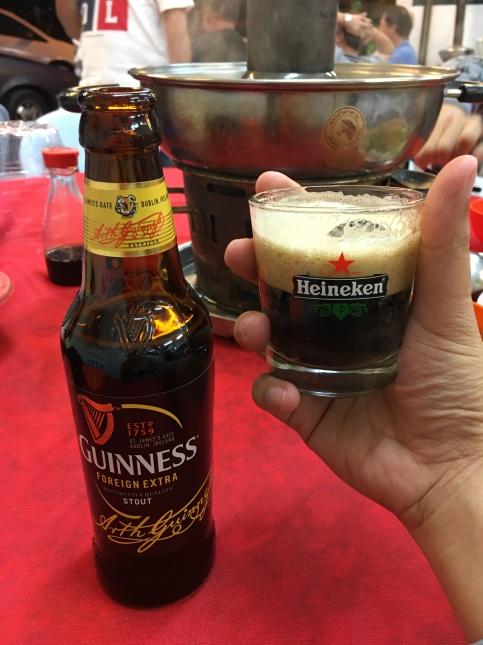 Bia Guinness uống lạ lắm | Kinh nghiệm du lịch Cameron Highland