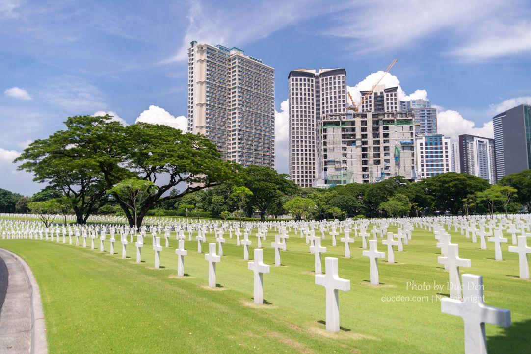 Nghĩa trang tưởng nhớ lính Mỹ