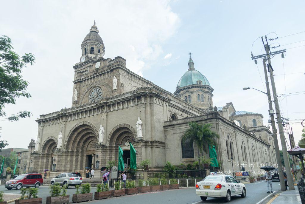 Đến Manila nói riêng và Philippines nói chung không thể không thăm quan các nhà thờ