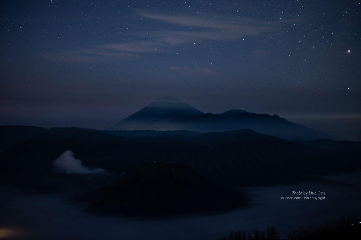Gần hơn một chút - Núi lửa Bromo