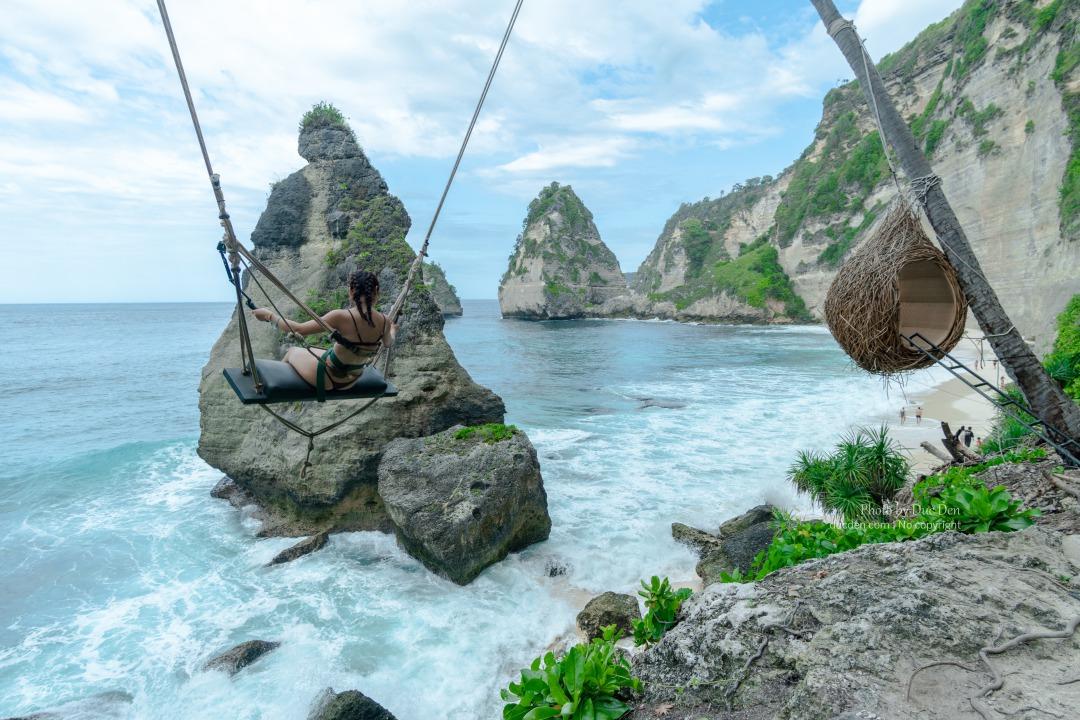 Swing, đặc sản Bali
