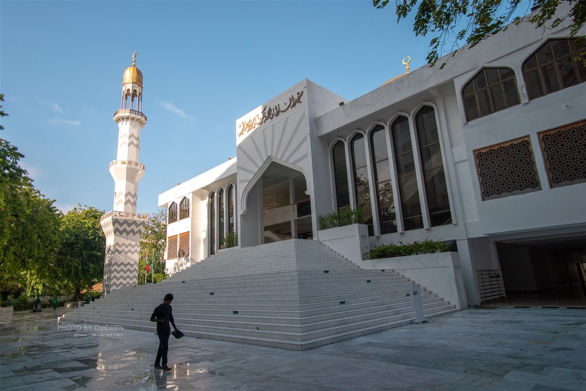 Islamic Center male