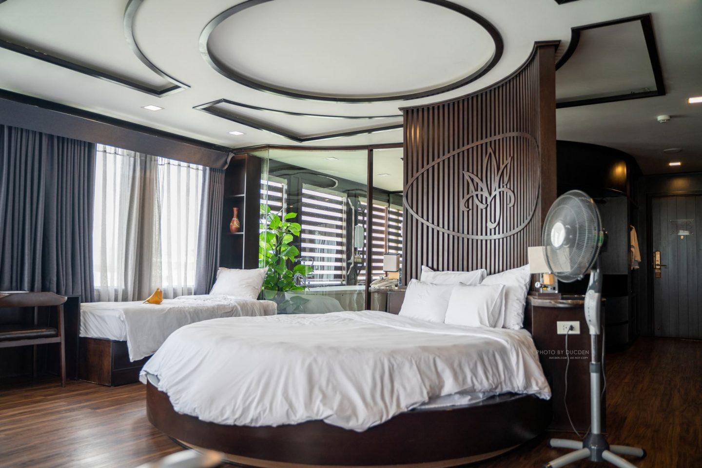 phòng du thuyền orchid