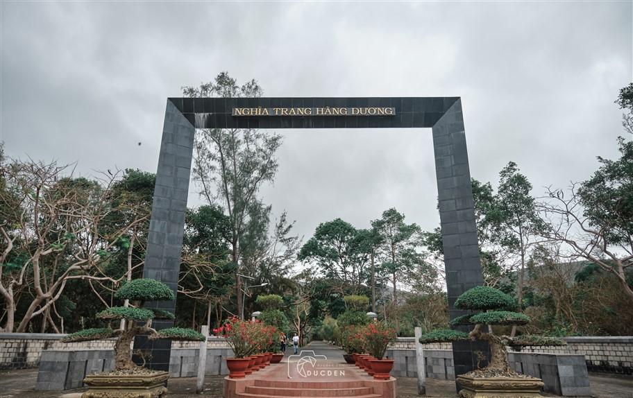 nghĩa trang hàng dương côn đảo - đức đen