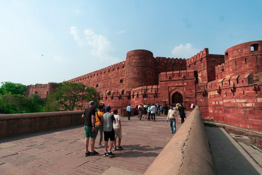 Khám phá Red Fort: Pháo đài đỏ đặc biệt ở Ấn Độ